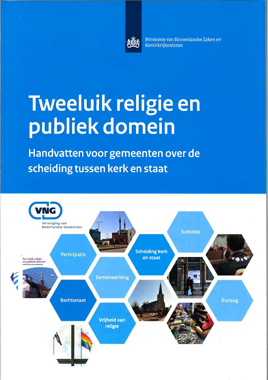 Tweeluik religie en publiek domein